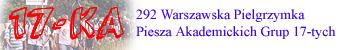 Warszawska Piesza Pielgrzymka 17-tek